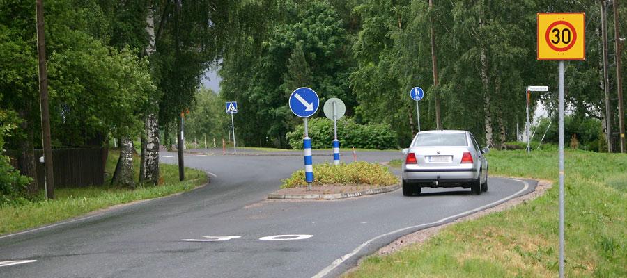 Ylä-Pirkanmaan liikenneturvallisuussuunnitelman nopeusrajoitus- ja liikennemerkkipäätöksien valmistelu