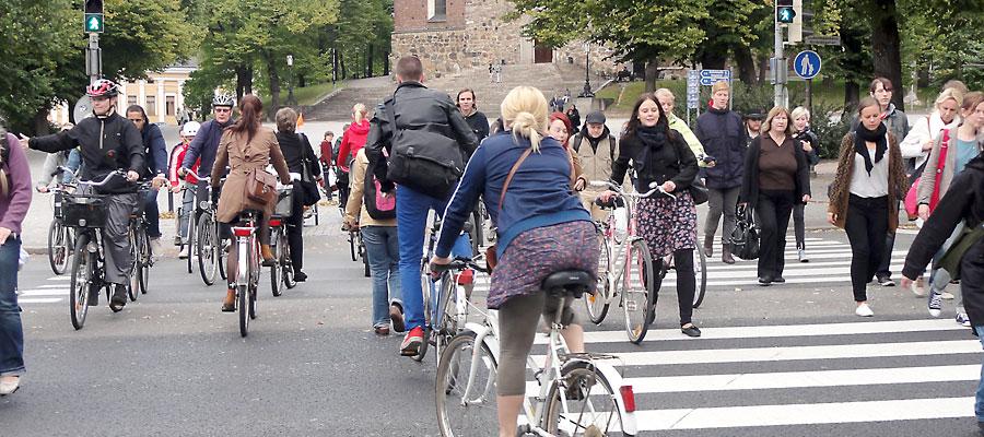 Turun kaupunkiseudun pyöräilyn pääverkon ja laatukäytävien kehittämissuunnitelma