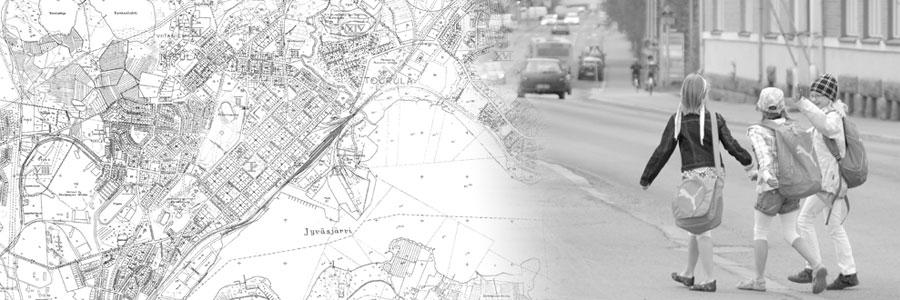 Kolmen kaupunkijärjestelmän mallin (UF) liikenneselvitys