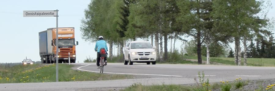 Ylä-Pirkanmaan liikenneturvallisuussuunnitelma