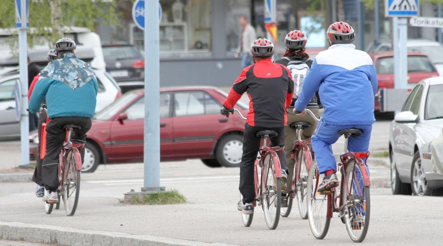 Pyöräilyanalyysi henkilöliikennetutkimuksen aineistosta