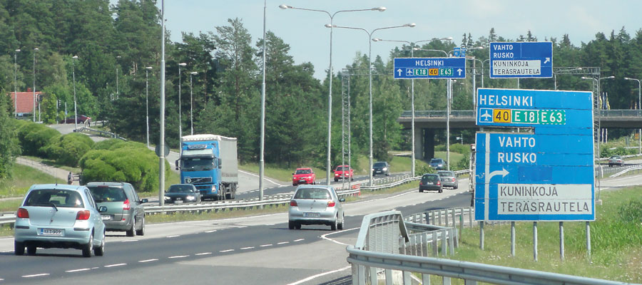 Kantatien 40 liikenneturvallisuustarkastus