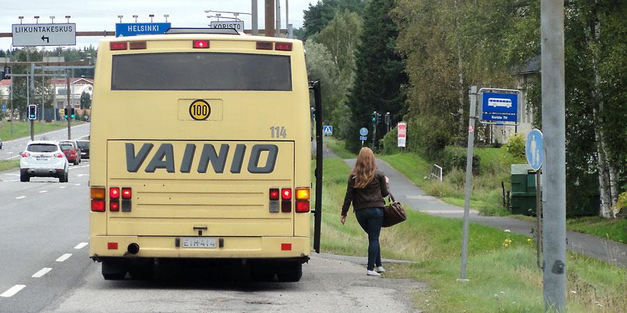 Varsinais-Suomen ELY-keskuksen  joukkoliikenteen tarveselvitys