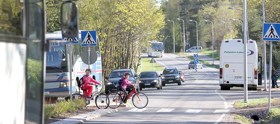 Länsi-Uudenmaan liikennejärjestelmäsuunnitelma