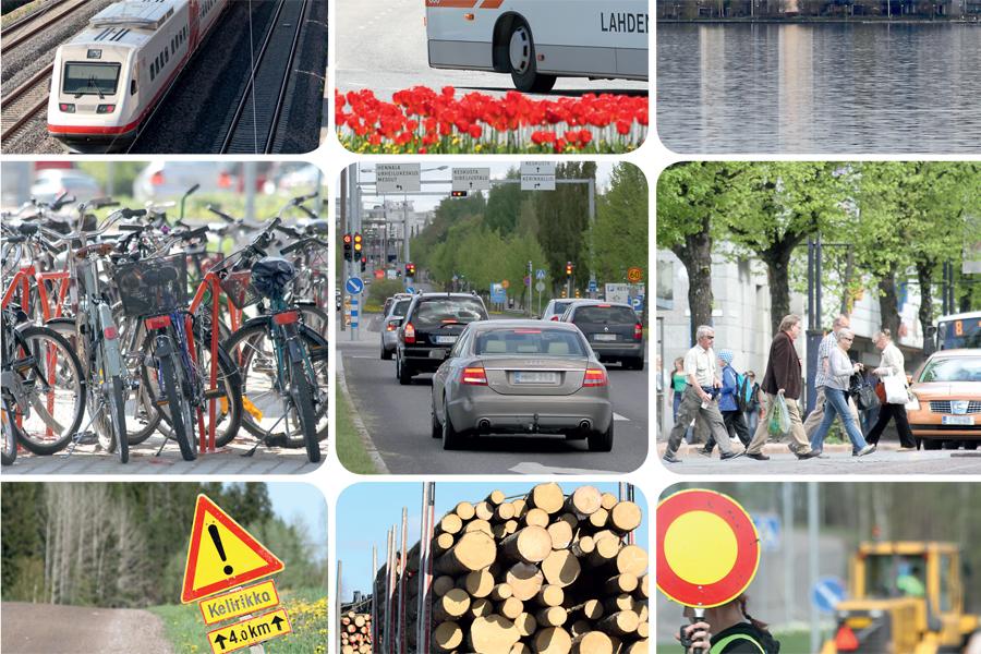 Päijät-Hämeen liikennejärjestelmäsuunnitelma