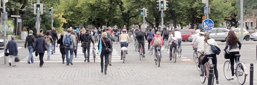 Liikennejärjestelmäsuunnitelmat ja jatkuva liikennejärjestelmätyö